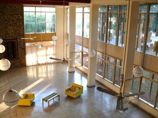 Hostería A.C.A. Chilecito: Die Halle