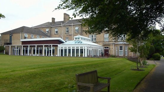 Gilsland Hall Hotel: Conservatory Extension
