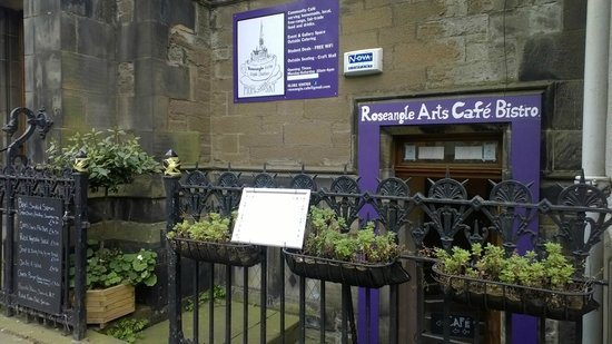 Roseangle Arts Cafe