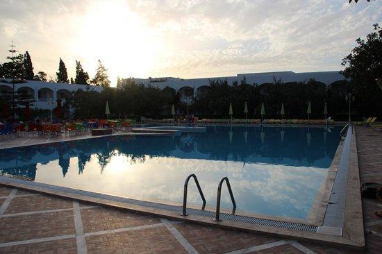 Dessole Le Hammamet Resort: Главный бассейн