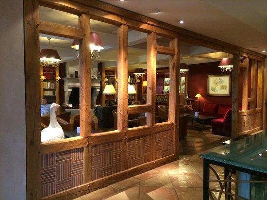 La Côte Saint Jacques : Lounge