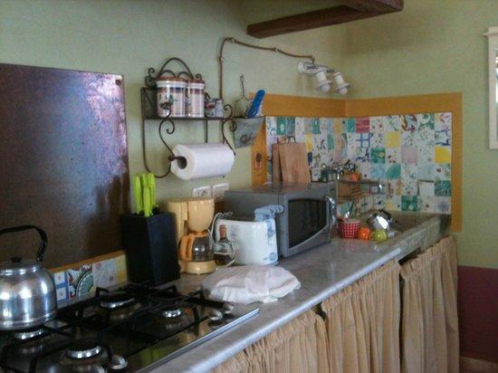 Agriturismo La Fonte: cucina