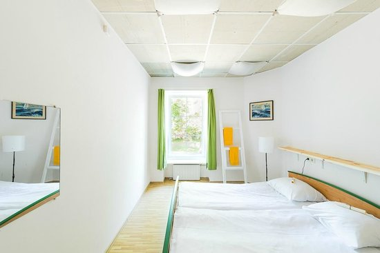Downtown Forest Hostel & Camping: Duoble room