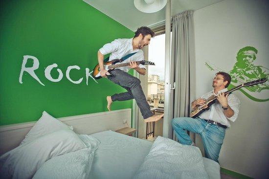 Hotel Nologo: ROCK