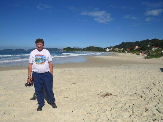 Praia De Quatro Ilhas: Eu.
