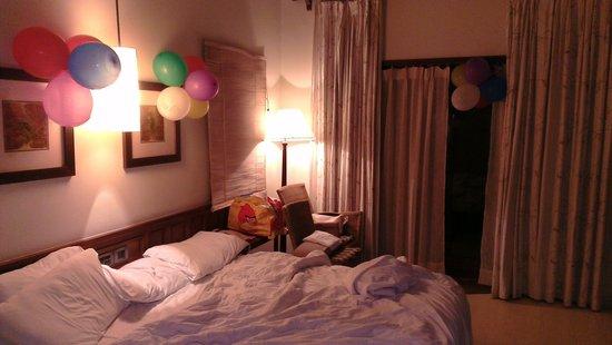 Vivanta by Taj - Holiday Village, Goa: Thanks for the balloons for the kids