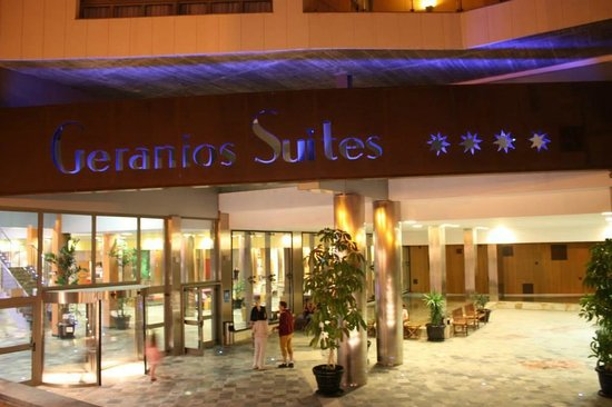 Geranios Suites & Spa Hotel: 2