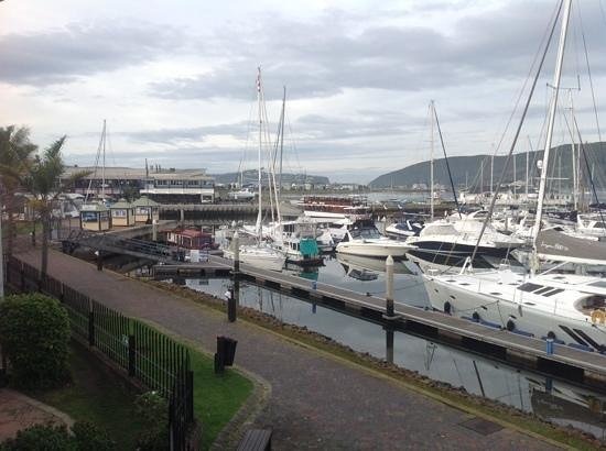 Protea Hotel by Marriott Knysna Quays: view from room