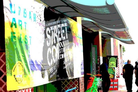 Al Ghurair Centre: Street Con 2014