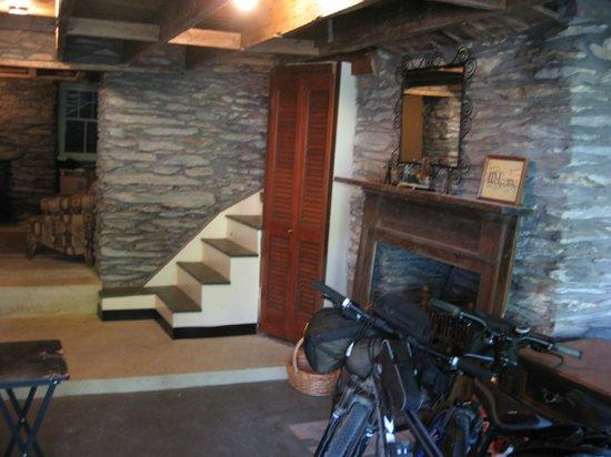 The Town's Inn: Inside the Hostel