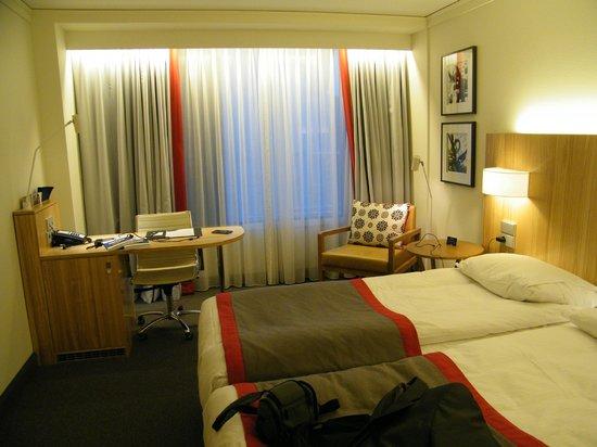 Radisson Blu Waterfront Hotel: Pokój standard