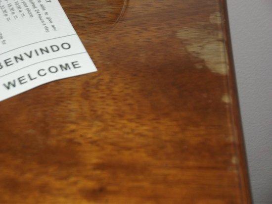 Quinta Da Penha De Franca: bord petite table dans la chambre