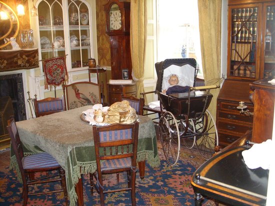 Beamish Museum: the nursery