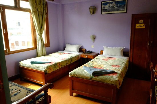 Hotel Norling Nepal : Room