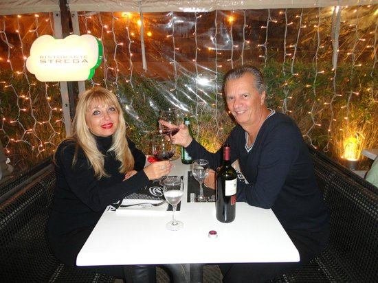 Ristorante Strega : Romantic dinner at Strega, Roma