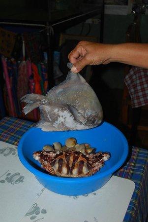 Kwong Shop Seafood: solo pesce fresco!