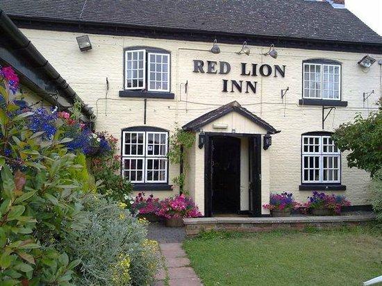 The Red Lion: Red Lion, Hollington