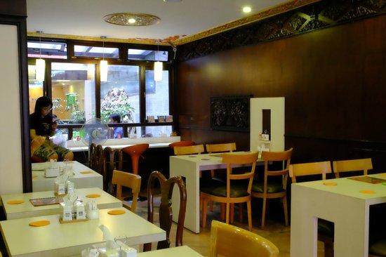 Hotel Pleasure Home: Restaurant