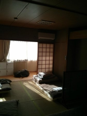 Sen Guesthouse : The Japanese-style dorm