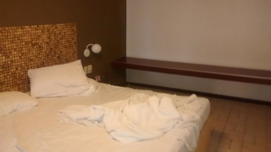 San Marino Maceio: Quarto com opção de cama casal