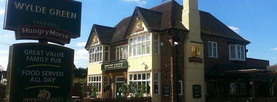 Hungry Horse Wylde Green