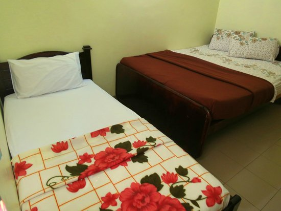 Pangkor Guesthouse SPK: triple room (private bathroom)