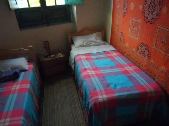Sayta Hostal: Bedroom