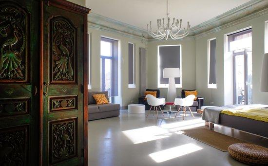 Hostel Club Chao, Mama: Апартаменты Гагарин