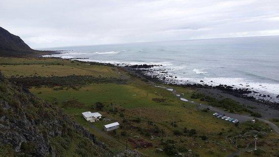 Cape Palliser Lighthouse : One of the views