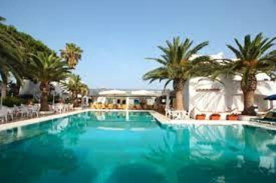 Hotel Terme Royal Palm: Piscina termale