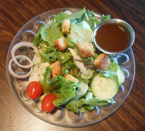 Wyoming's Rib and Chop House : Salad