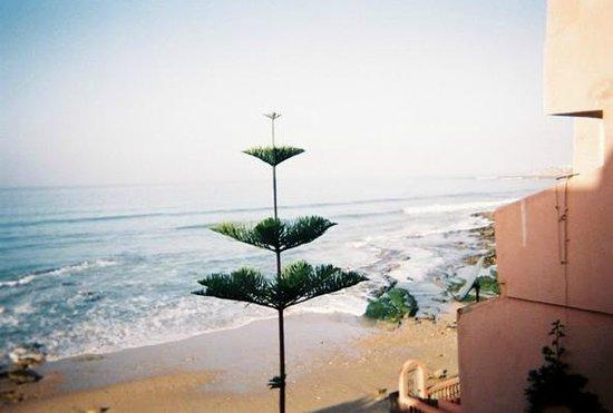 Surf Maroc L'Auberge : Sunset yoga
