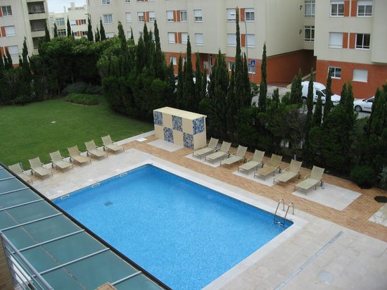 Hotel Real Oeiras: Belle piscine