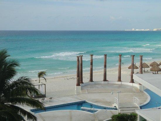 Krystal Cancun : Hotel e áreas