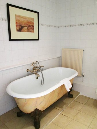 Makeney Hall Clarion Collection Hotel : Room 20 Bath