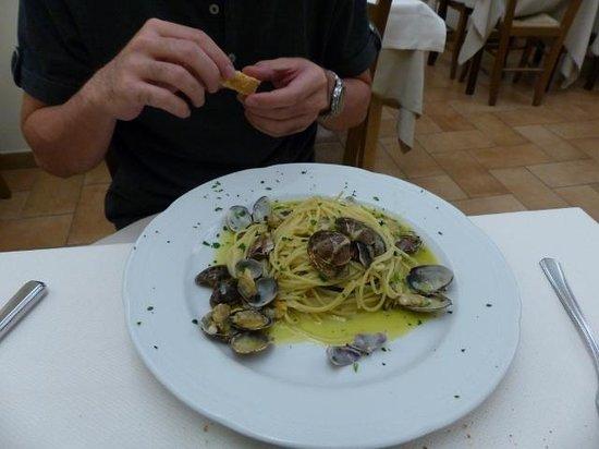 La Martinicca : Seafood pasta