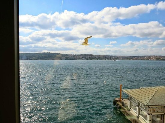 Shangri-La Bosphorus, Istanbul: вид