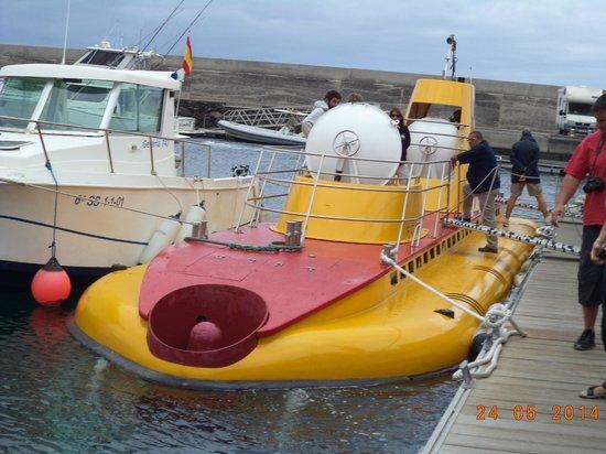 Submarine Adventure: sub-boot