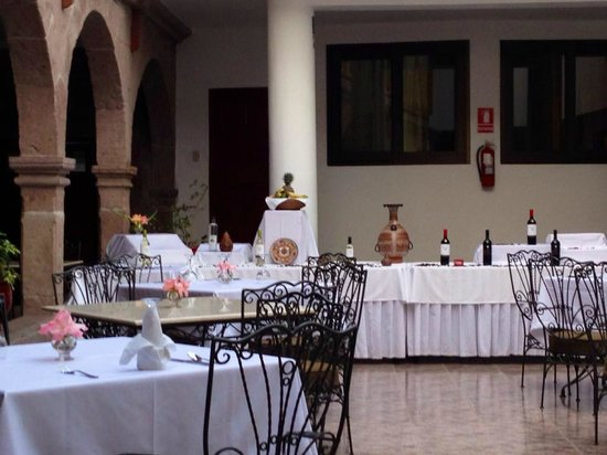Terra Andina Hotel : Restuarant