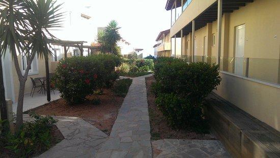 Smartline Vasia Village: Les petits bungalows