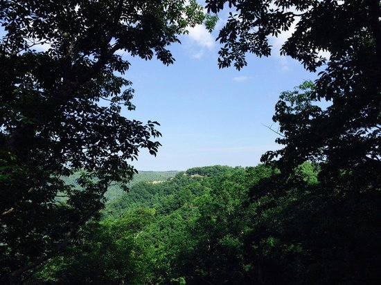 Primland: Hiking and Enjoying Views