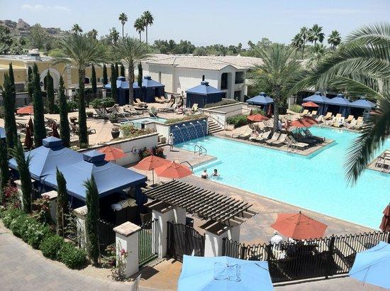 Omni Scottsdale Resort & Spa at Montelucia: Pool