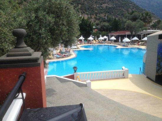 Club Belcekiz Beach Hotel: The main pool