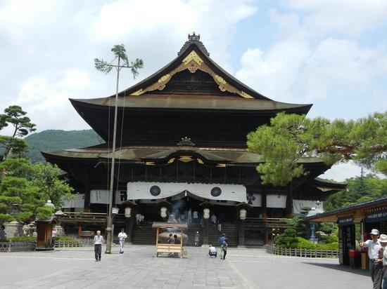 Zenko-ji Temple : the Temple