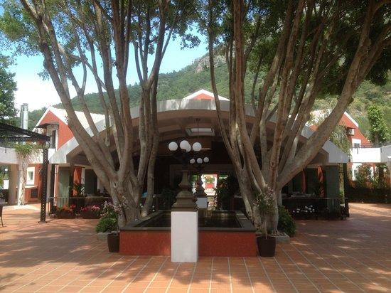 Club Belcekiz Beach Hotel : view from balcony