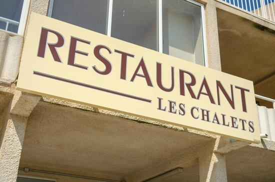 restaurant les chalets foto de restaurant les chalets gruissan tripadvisor