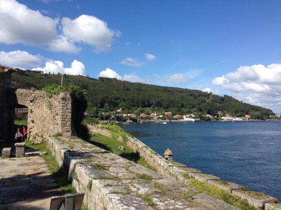 Castillo de San Felipe: Vista parcial del Castillo