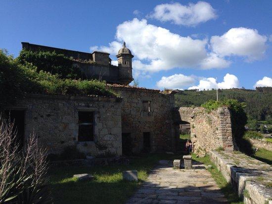 Castillo de San Felipe: Patio