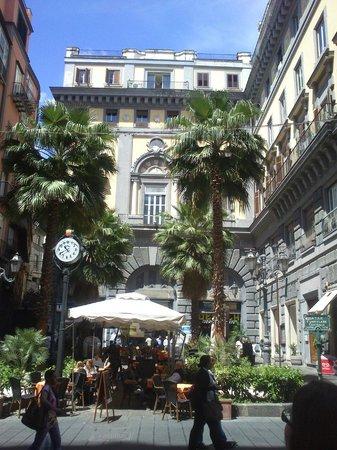 Hotel Correra 241 : Naples
