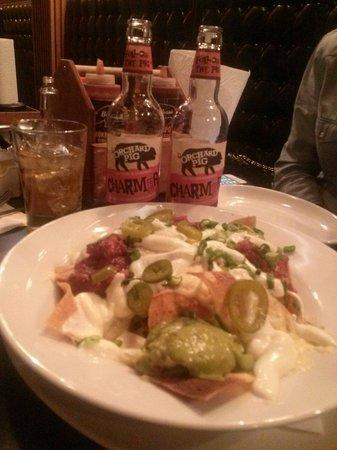 Bodean's BBQ - Soho: Nachos